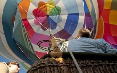Hot Air Balloon Launch - 02
