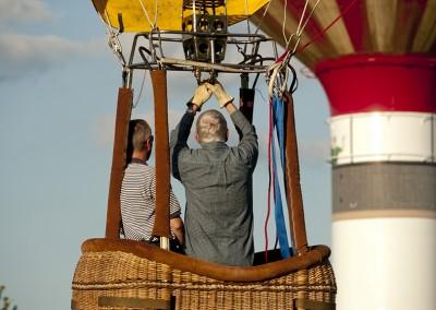 Hot Air Balloon Launch - 01