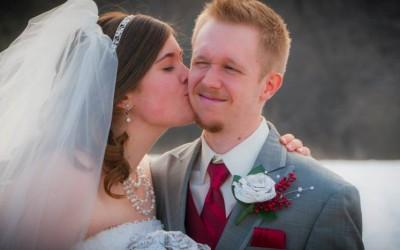 Joel and Megin: Wedding - 01